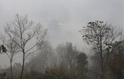 Bãi rác cháy 5 ngày, Đà Lạt mù mịt khói bụi