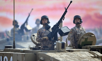 Chỉ huy quân đội Trung Quốc bị chê thiếu kinh nghiệm tác chiến