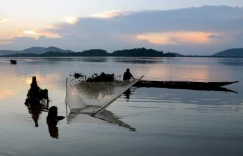 Ấn Độ đề nghị Trung Quốc không làm ảnh hưởng tới con sông chung