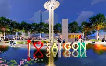 Phương án thiết kế hai phố đi bộ mới ở Sài Gòn