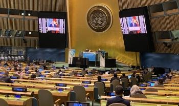 Phiên họp đặc biệt của Đại hội đồng Liên Hợp Quốc về ứng phó Đại dịch COVID-19