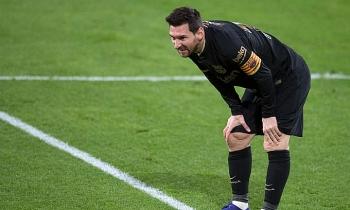 Messi trận thứ tư dứt điểm 10 lần vẫn tịt ngòi