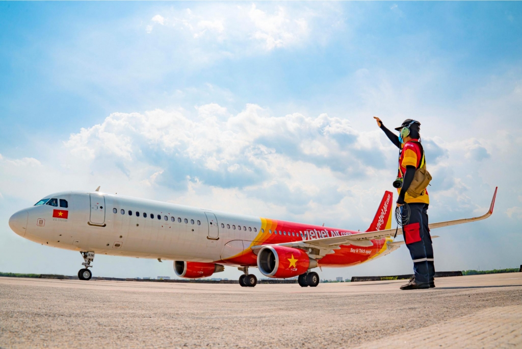vietjet lot top 10 hang bay an toan nhat the gioi