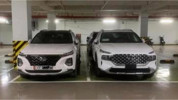 Hyundai Santa Fe 2021 sắp ra mắt tại Việt Nam?