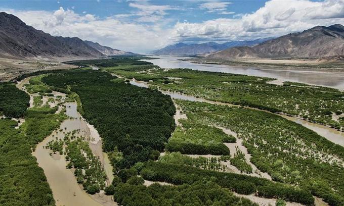 Trung Quốc gây lo ngại vì dự án đập thủy điện lớn gấp ba Tam Hiệp