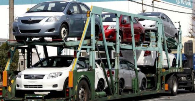 Chạy đua cuối năm, doanh số ô tô toàn thị trường tiếp tục tăng mạnh