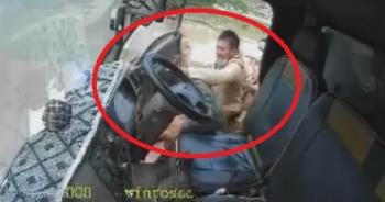 Kỷ luật, điều chuyển 3 CSGT ở Bắc Giang tát tài xế xe tải