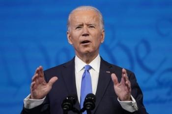 Biden yêu cầu người ủng hộ không tham dự lễ nhậm chức