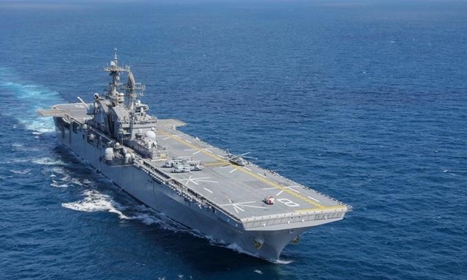 """Mỹ sẽ đối phó Trung Quốc """"quyết liệt hơn"""" ở Thái Bình Dương"""