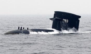 Mỹ duyệt bán hệ thống thủy âm cho tàu ngầm Đài Loan