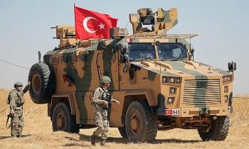 Thổ Nhĩ Kỳ rút quân khỏi 7 tiền đồn ở Syria