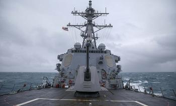 Tàu chiến, máy bay Trung Quốc bám đuôi chiến hạm Mỹ
