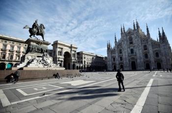 Italy ban bố lệnh phong tỏa toàn quốc dịp Giáng sinh và năm mới