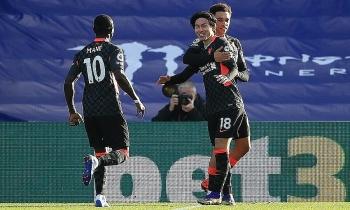 Liverpool thắng 7-0 ở Ngoại hạng Anh