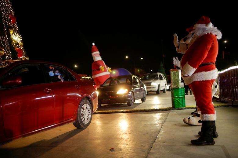 Thế giới đón Giáng sinh giữa Covid-19