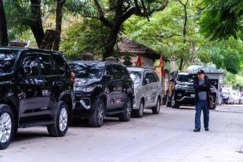 Vỉa hè cải tạo khang trang bị biến thành bãi đỗ xe: Thành ủy Hà Nội lên tiếng