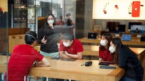 google apple facebook tam ngung hoat dong o trung quoc