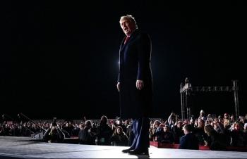 Cuộc vận động cuối cùng trong nhiệm kỳ của Trump