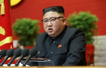 Kim Jong-un cam kết tăng cường kho vũ khí hạt nhân