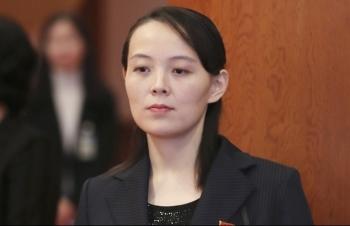 Em gái Kim Jong-un chỉ trích Hàn Quốc