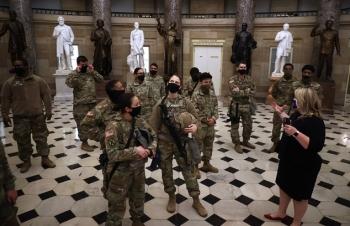 Mỹ sàng lọc binh sĩ bảo vệ lễ nhậm chức của Biden