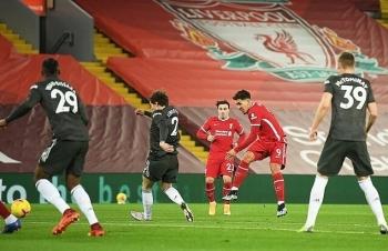 Liverpool tịt ngòi dài nhất sau 16 năm