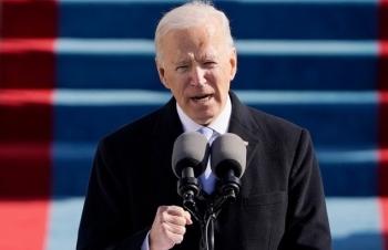 Đoàn kết, chống dối trá xuyên suốt diễn văn nhậm chức của Biden