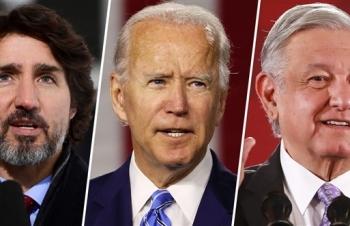 Ông Biden lần đầu điện đàm với lãnh đạo nước ngoài
