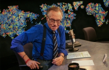 Larry King -