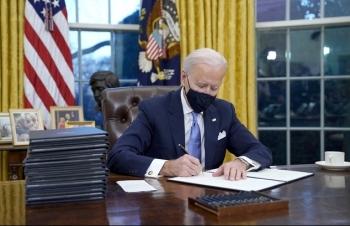 Luận tội Trump cản trở Biden thống nhất nước Mỹ