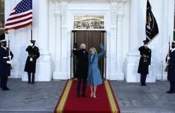 Cuộc sống mới của gia đình Biden ở Nhà Trắng