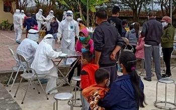 Hà Nội xét nghiệm 1.400 người về từ vùng có Covid-19