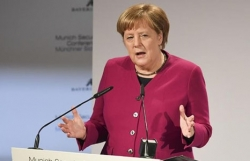 merkel noi trat tu toan cau do my lanh dao da sup do