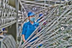 VNPOLY xuất bán 5 tấn sợi để sản xuất khẩu trang y tế phục vụ phòng chống dịch nCoV-2019
