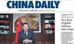 Nghị sĩ Mỹ yêu cầu điều tra báo Trung Quốc