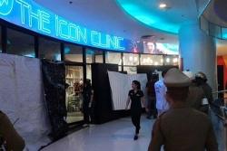 Thêm một vụ nổ súng ở trung tâm thương mại Thái Lan