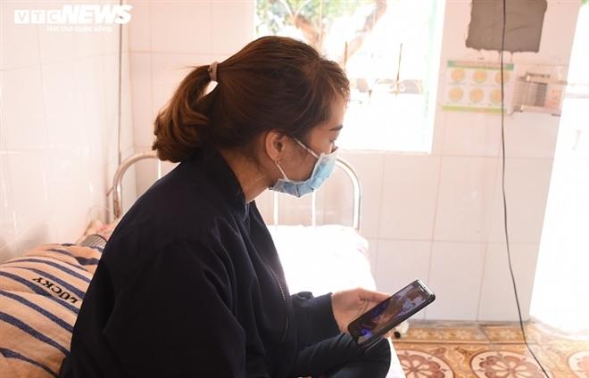 Tâm sự của nữ công nhân Hải Dương mắc COVID-19 khiến cả gia đình phải đi cách ly