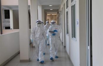 Hà Nội có thêm 2 người dương tính SARS-CoV-2 ở quận Ba Đình, Nam Từ Liêm