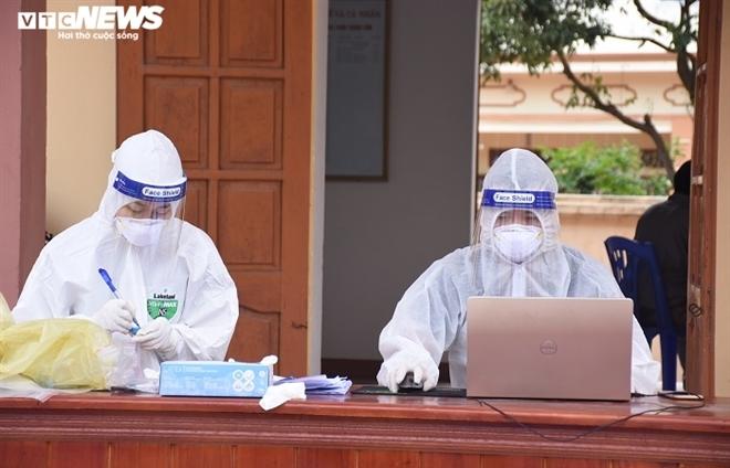Hải Dương phát hiện chùm ca bệnh 4 người thông qua giám sát ho, sốt cộng đồng
