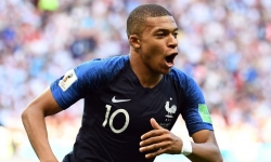 Mbappe dự Olympic Tokyo 2020