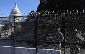 Hạ viện Mỹ hủy họp vì nguy cơ tấn công Đồi Capitol