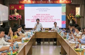 Khởi tố, bắt tạm giam nguyên Chánh Thanh tra Sở Tài chính TP.HCM