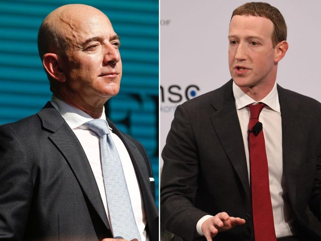 """Những tỷ phú công nghệ """"thắng đậm"""" trong đại dịch"""