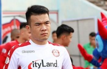 Đạp gãy chân Hùng Dũng, Hoàng Thịnh bị cấm thi đấu hết năm 2021