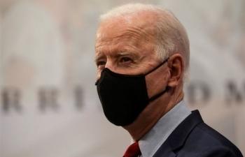 Ông Biden không nghĩ Triều Tiên bắn tên lửa khiêu khích