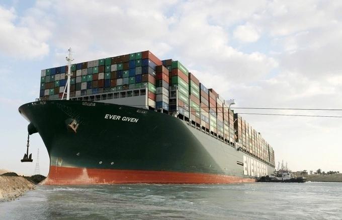 Người thắng - kẻ thua trong sự cố kênh đào Suez