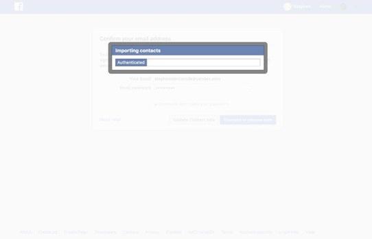 facebook vo tinh thu thap 15 trieu lien he cua nguoi dung qua email