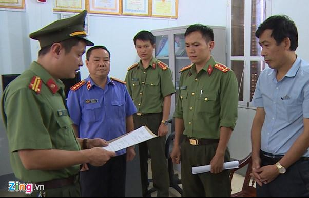 pho giam doc so gddt son la bi khoi to van di lam binh thuong