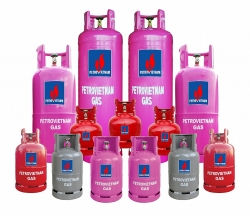 PVGAS LPG - đơn vị duy nhất sản xuất và kinh doanh  bình gas mang thương hiệu PETROVIETNAM GAS