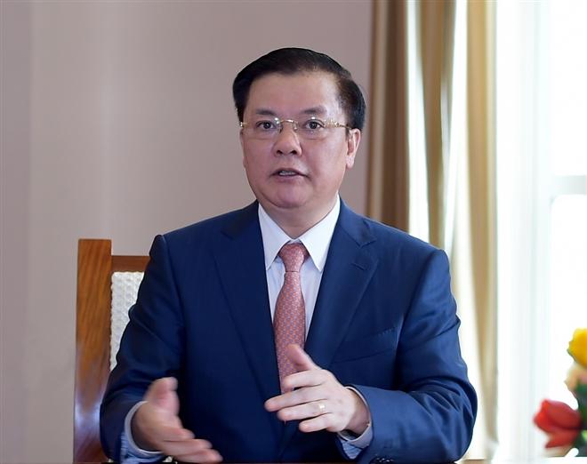 Ông Đinh Tiến Dũng làm Bí thư Thành ủy Hà Nội - 1